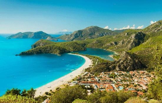 Древний курорт Эгейского побережья Мугла предлагает здоровье и красоту