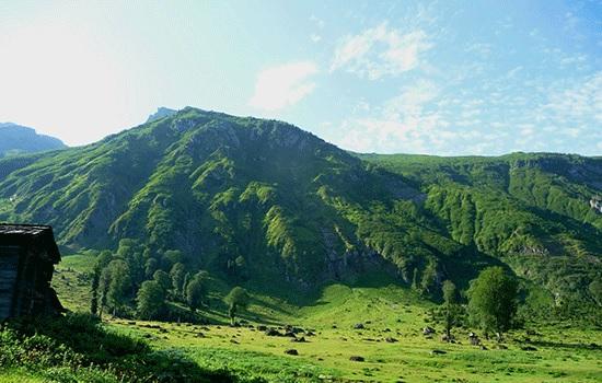 Мистические горы, романтические руины северо-восточной Анатолии соблазняют посетителей