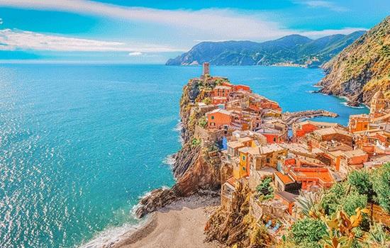 Турция и Италия — топ-направления