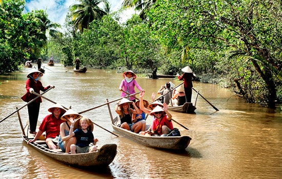 Интернет-туризм Вьетнама продвигает страну вперед