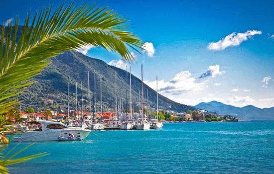 Греческие острова в Ионическом море: найди себя