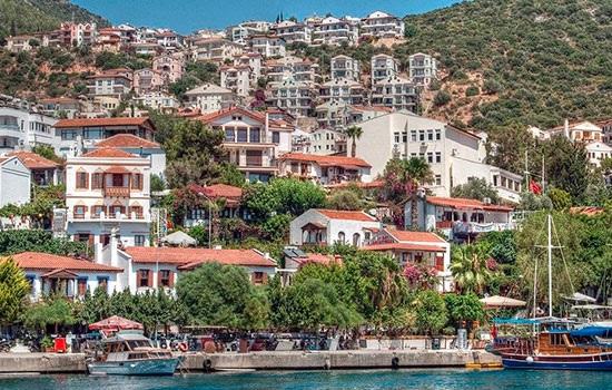 Каш и окрестности — все самое лучшее для туристов в Турции