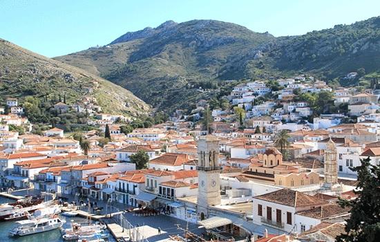 Популярные греческие острова для отдыха