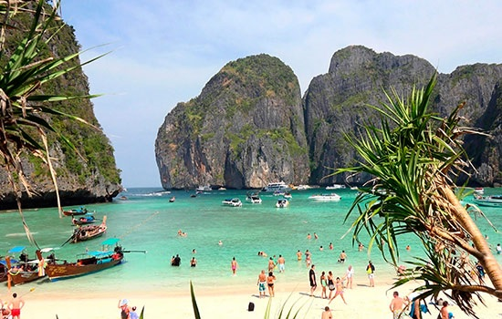 Путеводитель по острову Пхи-Пхи, Таиланд