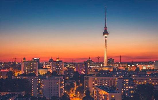 Места для наблюдения шикарного заката в Берлине