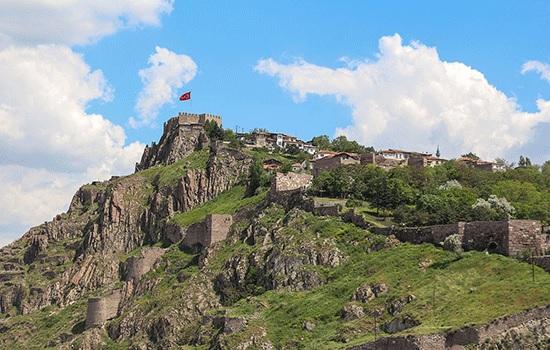 Замок Анкара: центр истории, культуры и торговли