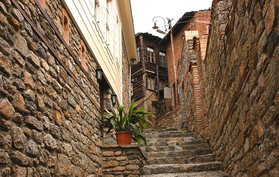 Город сказок: Кандилли на Босфоре