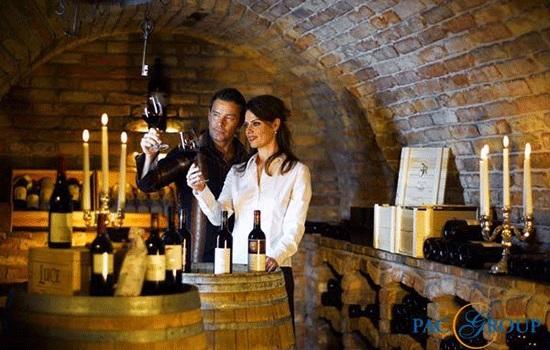 В Молддове активно развивается винный туризм