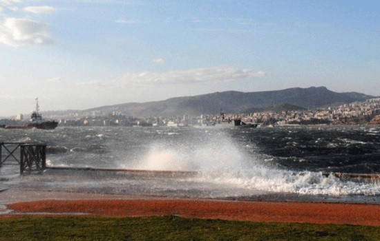 Средиземноморский циклон может поразить западное побережье Турции