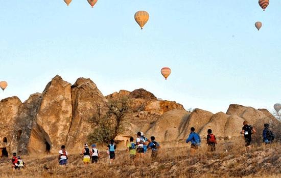 20-21 октября в Каппадокии пройдет соревнование бегунов из 70 стран мира