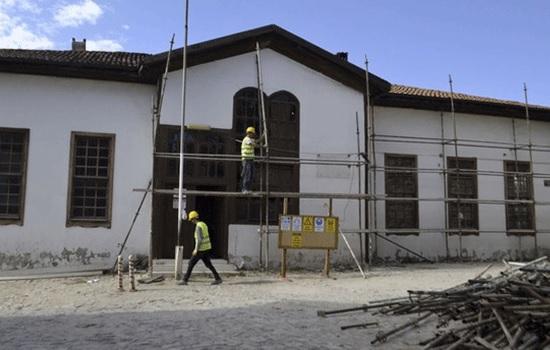 Школа султана Абдулхамида II станет образовательный музеем