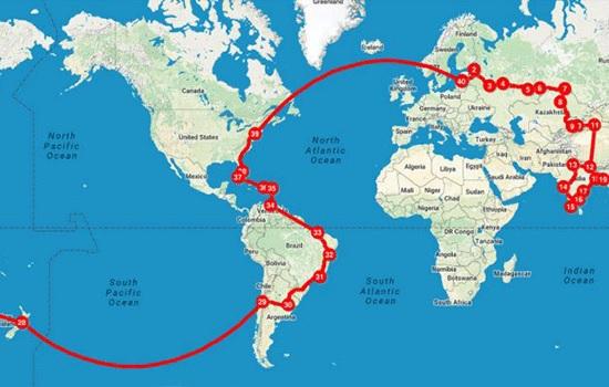 Эксперты по путешествиям предоставляют лучшие советы о том, что нужно упаковать при совершении мирового круиза или другого расширенного тура