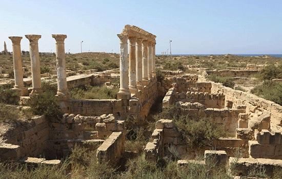 Древние культурные районы Ливии сталкиваются с ущербом
