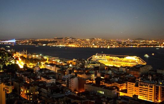 Стамбул ночью: интересные места в центре