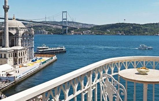 Пентхаус с видом на Босфор — элитная недвижимость Стамбула
