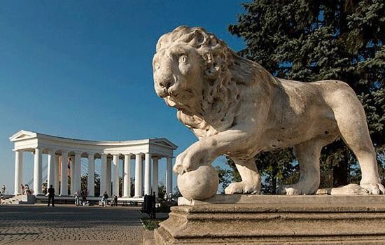 Одесса — удивительное место для активного и пассивного отдыха
