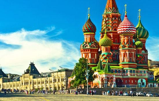 Москва — удивительный город для туриста