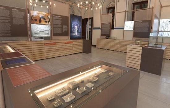 Самые старые монеты в истории выставляются в Турции