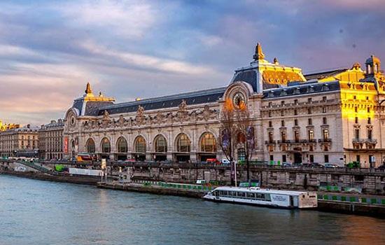 Самая посещаемая достопримечательность в Париже — музей Орсе
