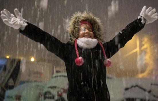 Сильный снегопад в Турции нарушил дорожное движение и привел к закрытию школ в 26 провинциях