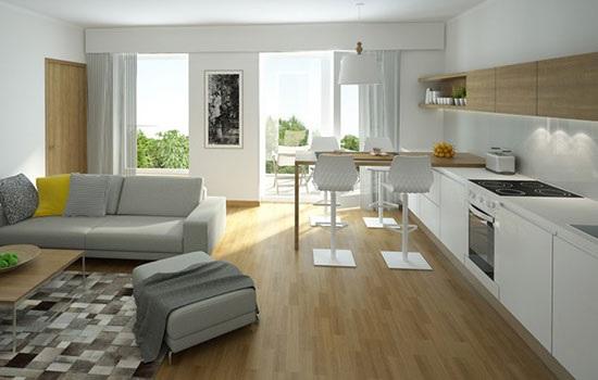 Квартиры-студии — выгодное решение при покупке недвижимости