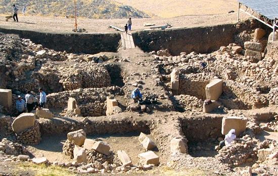 Турецкий Гёбекли-Тепе — самый старый храм в мире