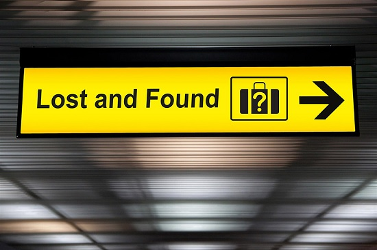 Что делать, если забыли вещи в самолете?
