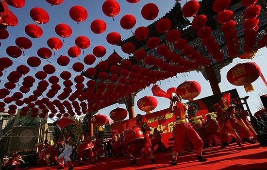 Празднование китайского Нового Года 2019 года начнется 1 февраля