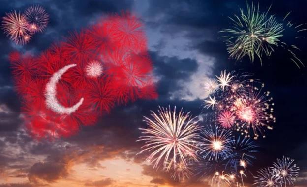 Празднование Нового года у древних и современных турок
