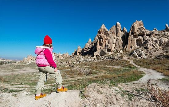 Топ 4 места для путешествий с детьми по Турции