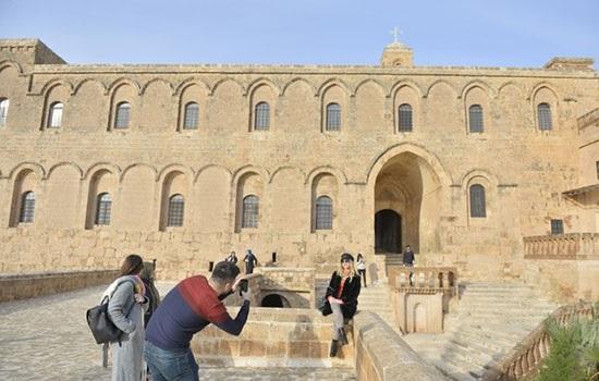 Юго-восточный турецкий город Мардин с богатой историей отмечает пятикратное увеличение числа туристов за три года