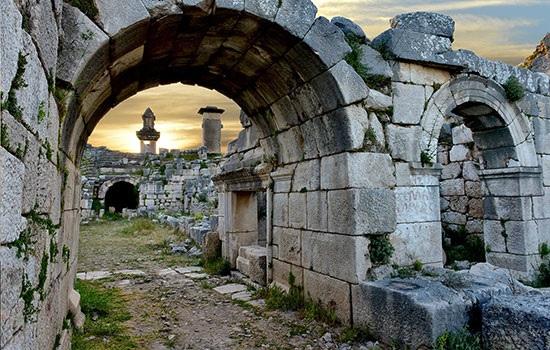 Древний некрополь в Анталии в марте будет превращен в музей