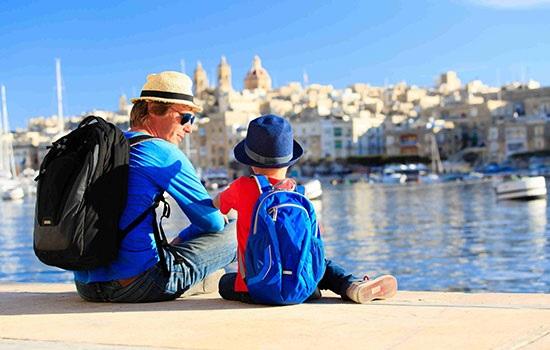 Куда поехать в отпуск с ребенком?