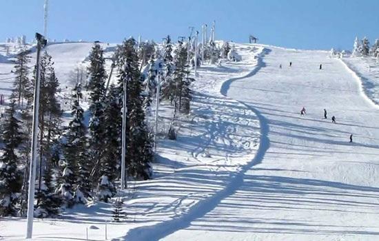 Великолепное озеро Салда провинции Бурдур теперь приветствует лыжников и сноубордистов: цены на отдых