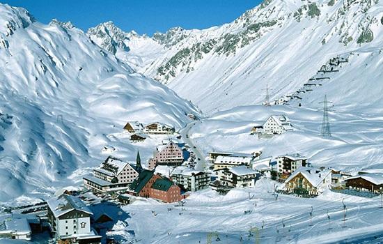 Австрия — зимние каникулы на лучших горнолыжных курортах