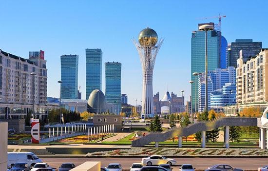 Казахстан — сердце степной Евразии