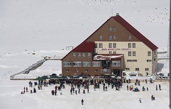 Хесарек — популярное лыжное направление Турции для семестрового отдыха