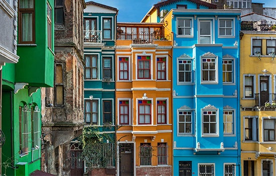 Балат — экскурсия по укромному месту Стамбула