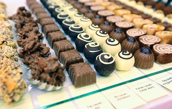 В каком городе находится шоколадный рай Венгрии?