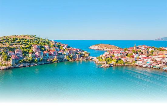 Черноморские направления Турции, где обязательно стоит побывать