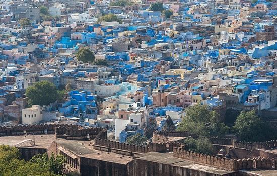 Джодхпур — сказочный город наяву