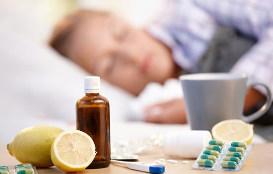 Прививки и лимон не защищать от гриппа на 100%