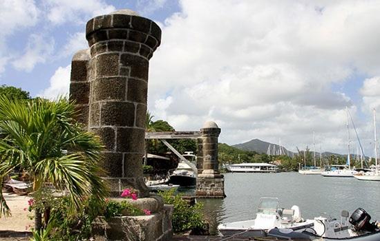 Верфь Нельсона в Антигуа признана лучшей карибской достопримечательностью