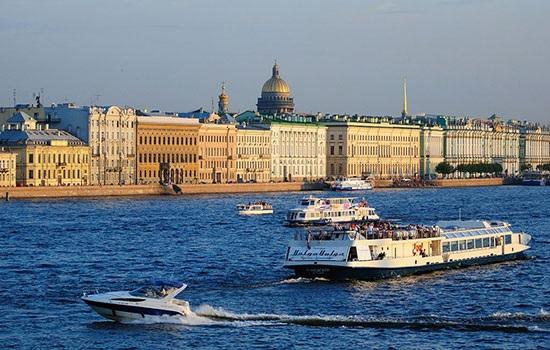 Санкт-Петербург — Северная Венеция с удивительными речными круизами