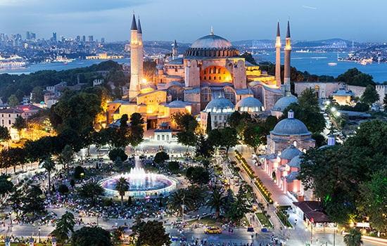 Идеальные места для романтического уик-энда в Турции