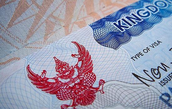 Электронная виза по прибытии в Таиланд будет стоит 2600 бат