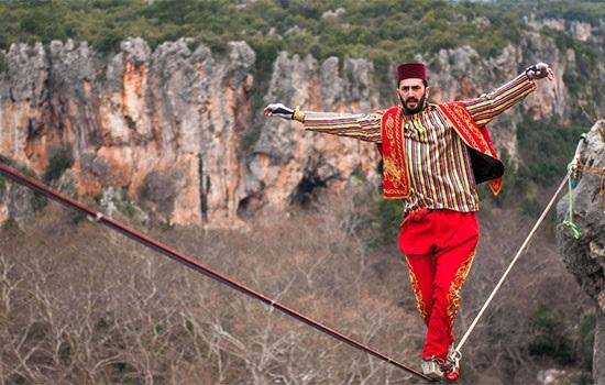 Прогулка в небе: турецкий карнавал Highline начнется 2 марта в Анатолии