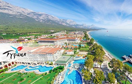 Турция лидирует в 33 европейских странах по темпам роста туризма