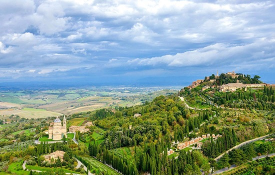 Удивительная Тоскана