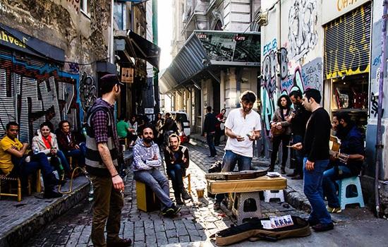 Уличная музыка в Стамбуле: лучшие места для прослушивания